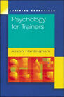 Psychology for Trainers by Alison Hardingham (Paperback, 1998)