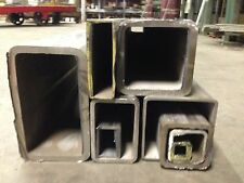 Alloy 304 Stainless Steel Square Tube 3 X 3 X 250 X 24