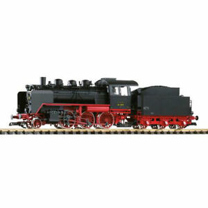 PIKO-DR-BR24-Steam-Loco-Wagner-Deflectors-IV-Analogue-Smoke-G-Gauge-37221