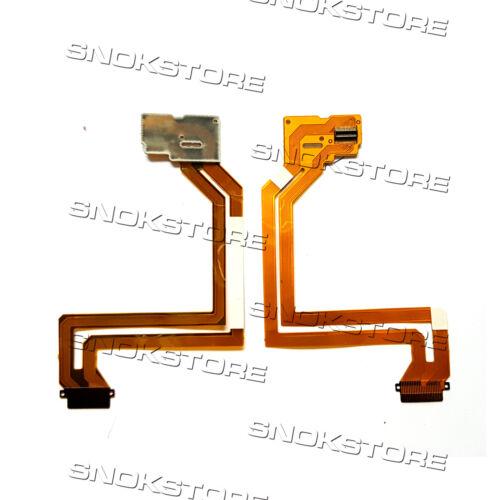 NEW LCD FLEX CABLE CAVO FLAT FOR SAMSUNG VP-MX25 MX20 SMX-F30 F40 F33 F34 F300