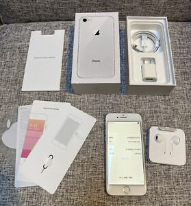 Apple-iPhone-8-64GB-Unlocked-4G-LTE-IOS-Smartphone-White-Clean-IMEI-Great-Shape