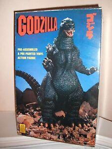 Modèle de vinyle Horizon Godzilla assemblé et peint dans une boîte de haute qualité rare