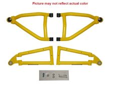 Super ATV Yellow High Clearance Lower A-Arms Can-Am Commander 800//1000