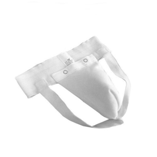 MMA Boxing Supporter Groin Guard Comfortable Elastic Belt Fix Underwear Style