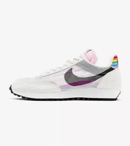 Nike-Air-Vento-in-coda-79-betrue-BV7930-400-PLATINUM-tinta-Rosa-Nero-UK-8-9-9-5