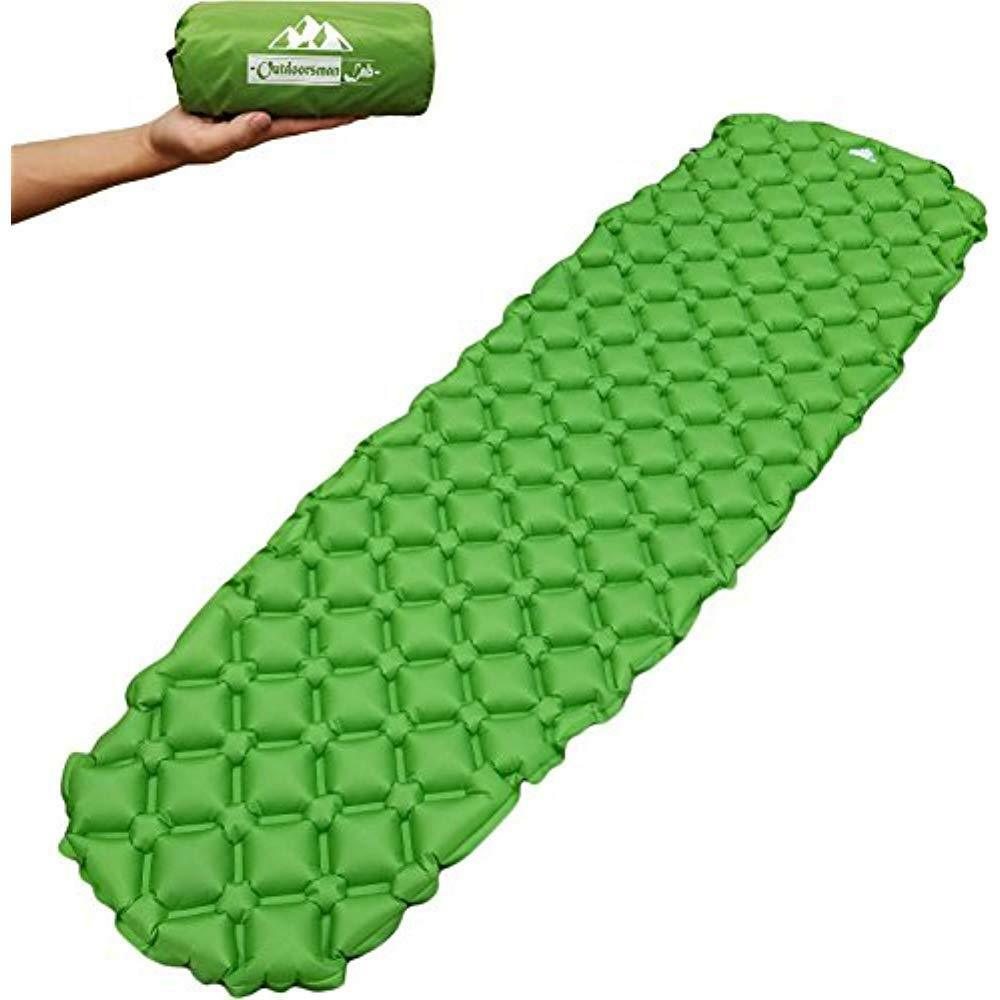 Outdoorsman Lab SelfInflating Pads Ultralight Sleeping - Ultra-Compact  For W  more discount