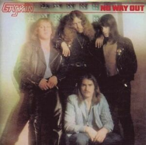 Gaskin-No-Way-Out-CD-2008-Reissue-NWOBHM