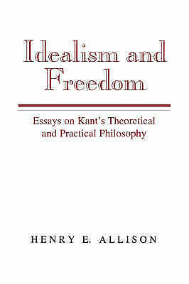 Idealism and Freedom by Allison