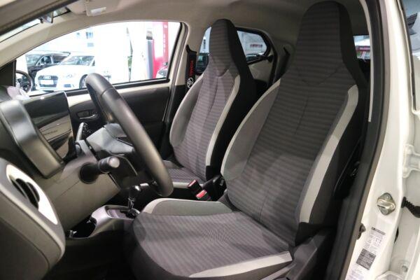 Toyota Aygo 1,0 VVT-i x-pression x-shift billede 10