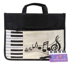 Music-Tote-Bag-Handbag-Shopping-Bag-for-Students-Music-Lovers-37x27cm