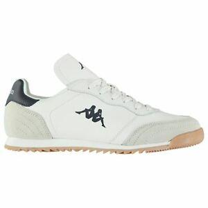 Baskets Sport Rembourré À Lacets Kappa Hommes Basses Chaussures Formateurs TxzFwnO57q