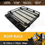 Aluminium-Roof-Rack-for-Toyota-Hilux-1998-2015-Dual-Cab-Cage-Basket