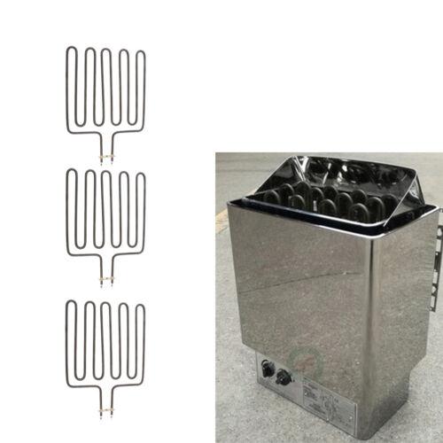 3 stücke 3000 Watt Saunaeinheit Heizelement für SCA Saunaofen Spa Herd