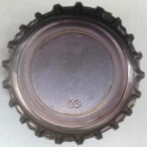 MAINE Bottle CAP EST SHIPYARD BREWING Portland 1994 used RED Beer CROWN
