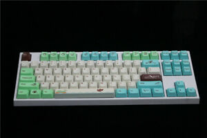 Porkey Pig Artisan Keycap Cute Animal Cherry MX Mechanical Gaming Keyboards