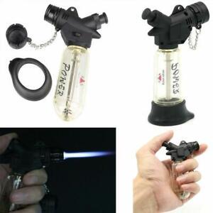 Outdoor-BBQ-Survival-Lighter-Butane-Jet-Spray-Gun-Cigarette-Lighter-No-Gas-X2N5