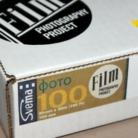 Svema Foto 100 Bw 35mm X 30.5m (100 Ft)