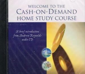 Welcome-To-The-Cash-On-Demand-Home-Study-Course-Andrew-Reynolds-CD