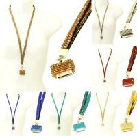 Rhinestone Crystal Bling Ice Lanyard Necklace Iphone 3 3gs 4 4s & Ipod Holder