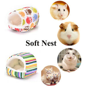 Rabbit-Cage-Hamster-Sleeping-Bed-Small-Animal-House-Guinea-Pig-Mat-Warm-Pad