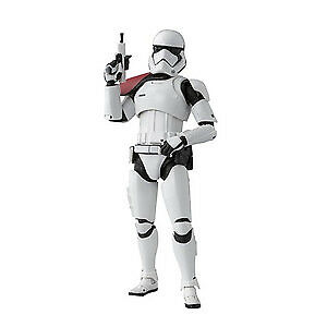 Japan Figure S.H. Figuarts First Order Stormtrooper (THE LAST JEDI) Special Set