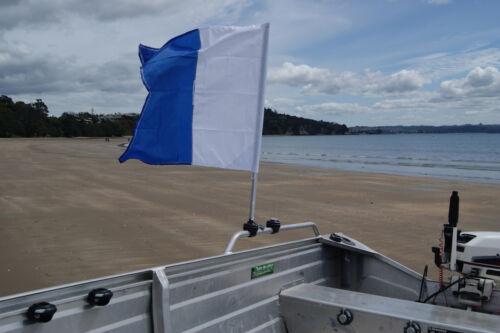 Flaggstock Fahnenstock aus Aluminium für Boote 02-4009-11 Railblaza Flagpole Zubehör