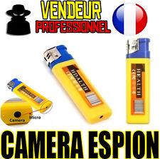 BRIQUET CAMERA ESPION 32 GO MAX PHOTO VIDEO DETECTION SONORE CLE USB 32GO 32 GB