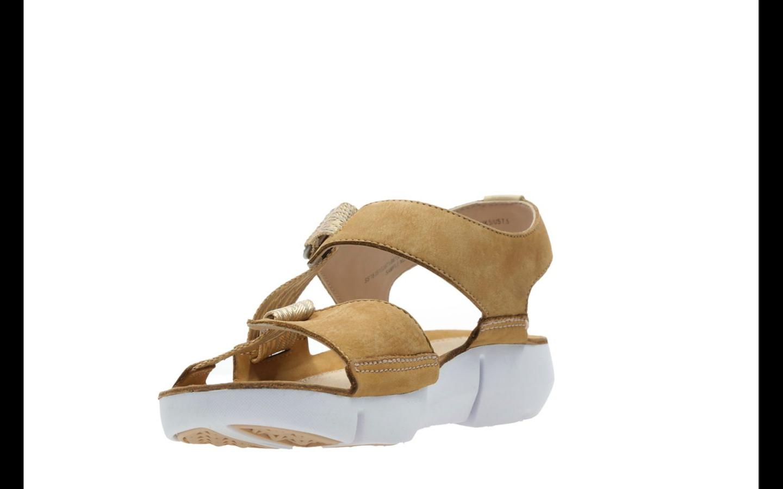 Damen Clarks drei Klee Sandaleen