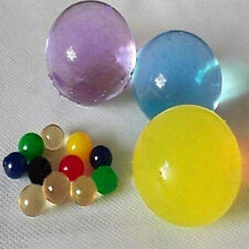 Big Jumbo Crystal Soil Water Swelling Beads Mud Grow Magic Jelly Balls Wedding