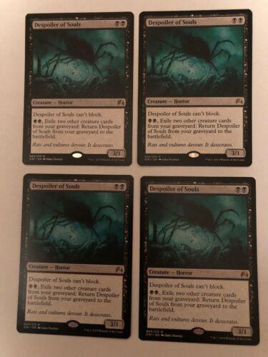 4x Magic Origins Despoiler Of Souls EX//NM Magic Karte Magic The Gathering Mtg