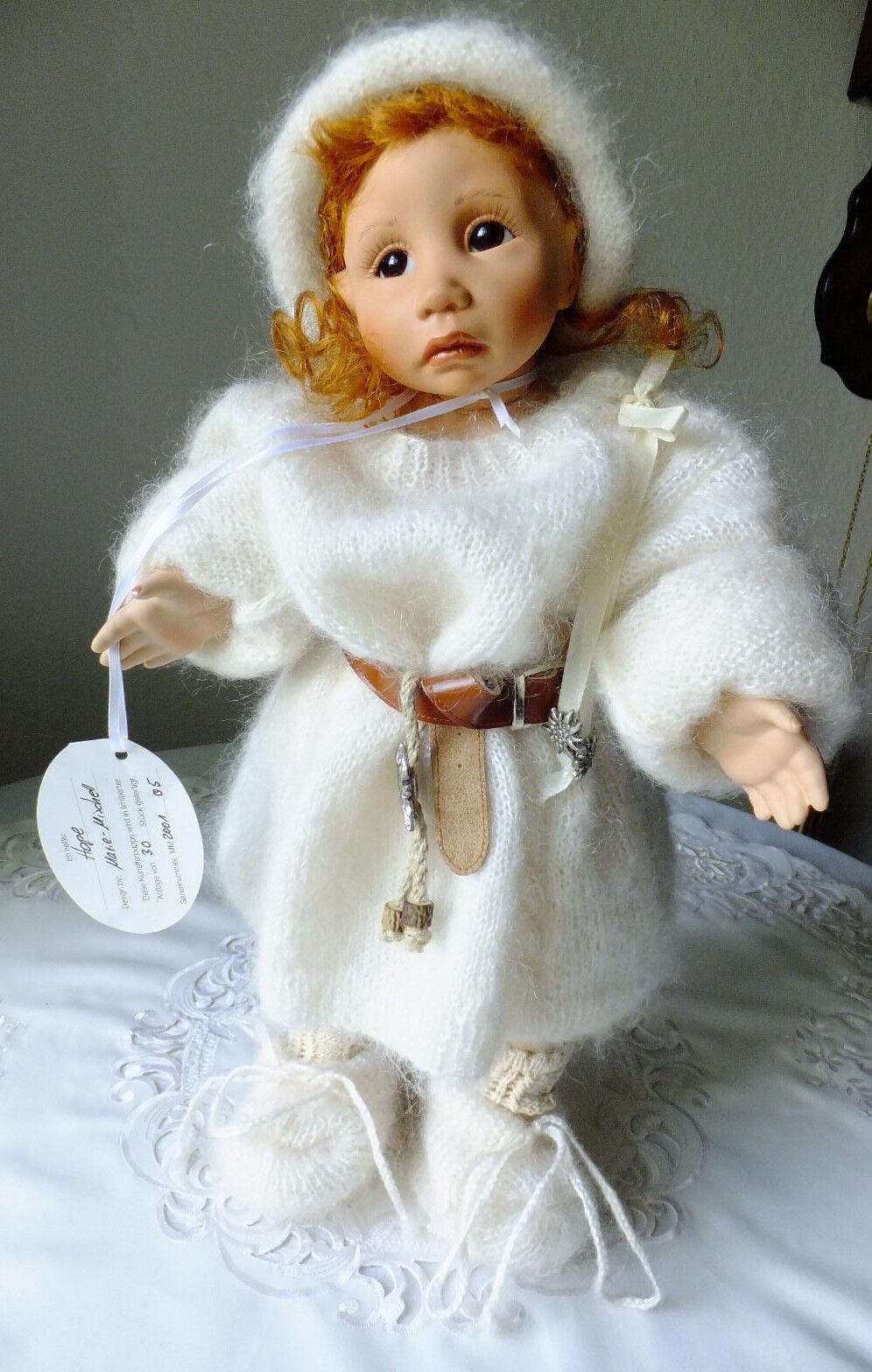 Marie-Mischell-Puppe  Hoffnung  limit. RARITÄT    Online Outlet Shop