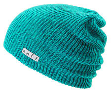 6ccbec3cc6e Mens Womens Neff Daily Beanie Hat Green Teal One Size Unisex for ...