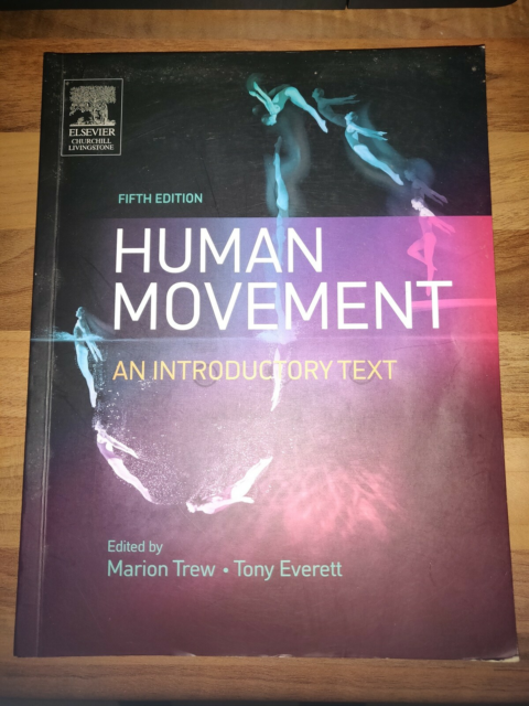Human Movement, Marion Trew og Tony Everett, år 2007, 5.…