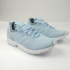 c3f0f01ae1b30 item 8 NEW Adidas ORIGINALS MEN S ZX FLUX PK Primeknit Sneakers Ice Blue  S75973 Size 10 -NEW Adidas ORIGINALS MEN S ZX FLUX PK Primeknit Sneakers Ice  Blue ...