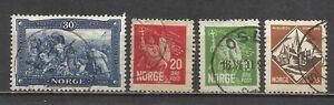 1839A-SERIE-COMPLETA-NORUEGA-ANO-1930-N-147-50-VALOR-7-50
