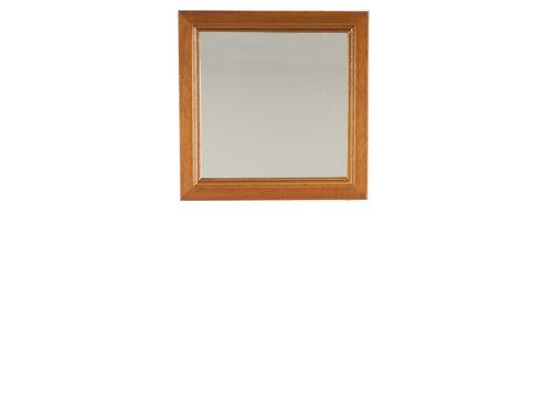 Walnut Dollhouse Miniature Wall Mirror T6770
