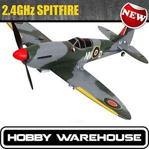 RC-Plane-Spitfire-Warbird-4CH-2-4Ghz-RTF-WW2-Fighter-Nine-Eagles