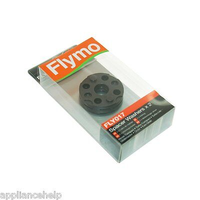 Flymo Hover Compact 300 Blade Height Spacer Washers Pack Of 2 FLY017