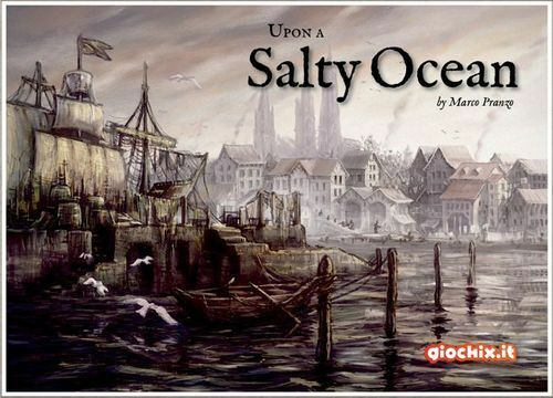 Upon a Salty Ocean - Game table - New, Ita