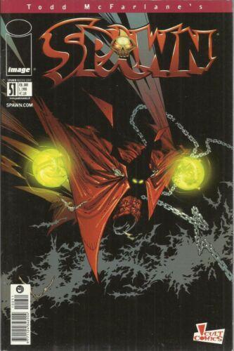 Nuova Serie Febbraio 2001 Spawn N° 51 Panini Comics ITALIANO USATO