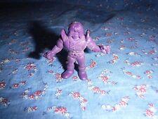 Vintage Y/S N T Muscle Men (Man) Purple  1 3/4 Inch High