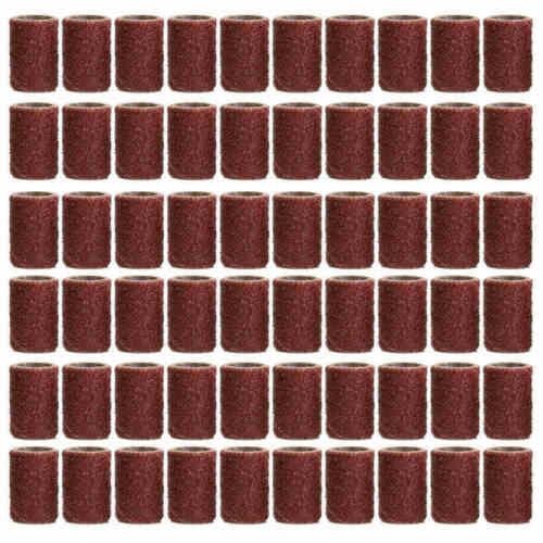 329tlg Schleifhülsen+Schleifwalzen Set Bohrmaschine Schleifband Schleifpapier fc