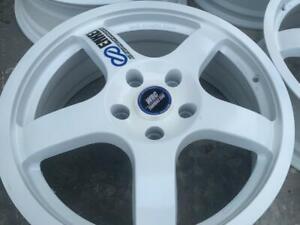 Limited Rim Center Cap Enkei WRC Tarmac Evo