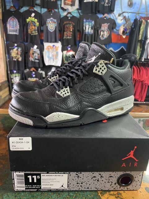 Nike Air Jordan 4 Retro LS (314254-003