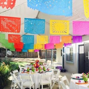 image is loading papel picado birthday color fiesta bridal shower rehearsal