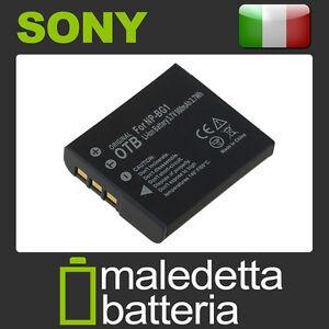 NP-BG1-Batteria-Alta-Qualita-per-Sony-Cyber-shot-DSC-DSC-H9-DSC-H90-AE8