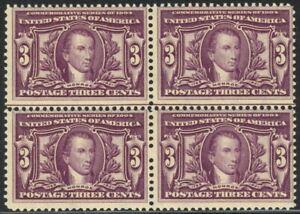 325-3c-Louisiana-Purchase-Avg-Fine-Mint-NH-Block-4