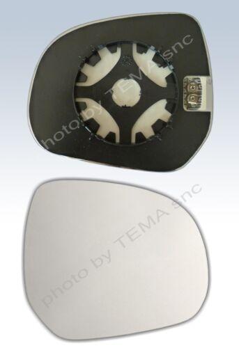 Specchio retrovisore OPEL Agila B 2008/> -destro TERMICO SUZUKI Splash 2008