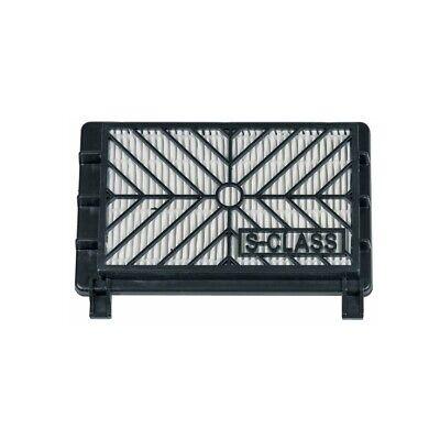 2x Hepafilter Luftfilter für Philips Mobilo HR8567//B FC8044