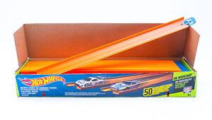 Mattel-DHN75-Hot-Wheels-1x-Streckenteil-Gerade-ca-53-cm-Massstab1-64